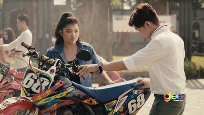 Glee việt nam, phim truyền hình, Angela Phương Trinh