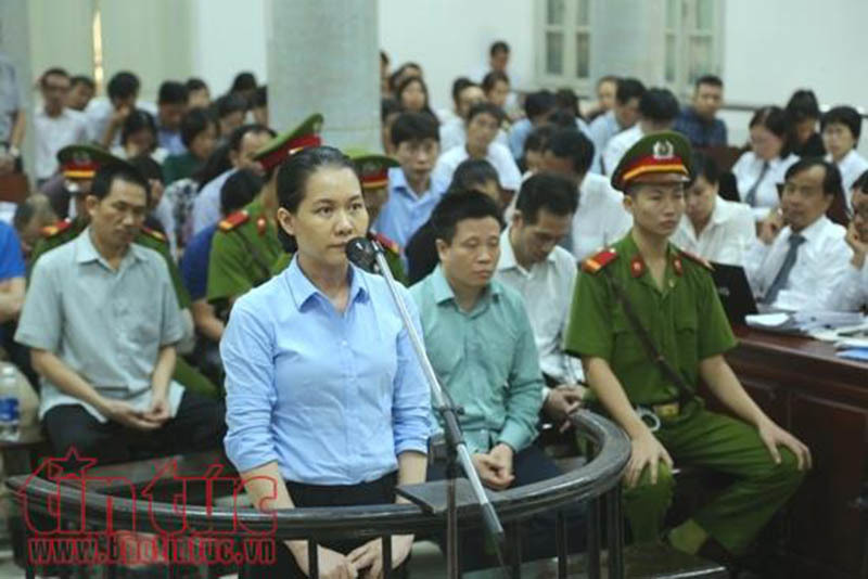Đại án OceanBank, đại án, Hà Văn Thắm, Oceanbank