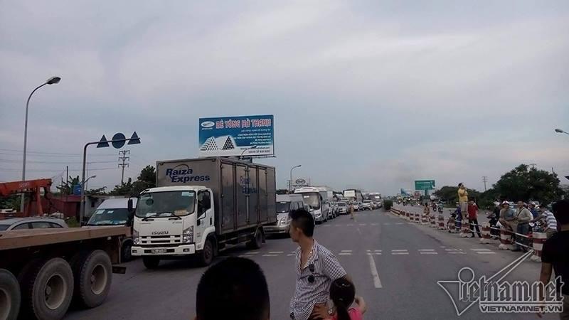 quốc lộ 5, BOT, trạm thu phí, trạm thu phí BOT, cao tốc Hà Nội Hải Phòng