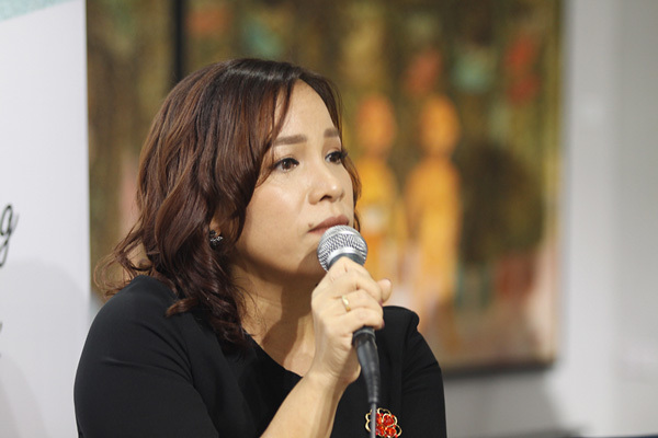 Hành trình chiến đấu với ung thư của vợ chồng em gái ca sĩ Mỹ Linh