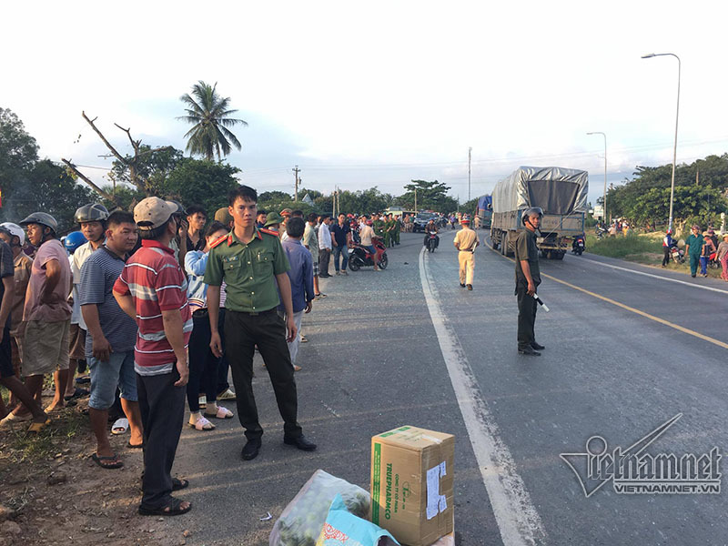 tai nạn, tai nạn giao thông, tai nạn chết người, Bình Thuận