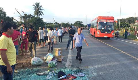 tai nạn Bình Thuận