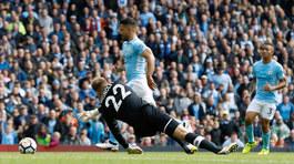 Hàng công thăng hoa, Man City nghiền nát Liverpool 5 bàn