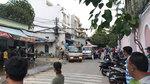 Xe 'điên' ở Sài Gòn tông chết người phụ nữ đứng trên vỉa hè