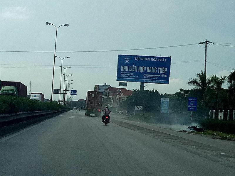 BOT, trạm thu phí, trạm thu phí BOT, quốc lộ 5, trạm thu phí Văn Lâm, Hưng Yên