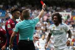 Vắng Ronaldo, Real hòa muối mặt trên sân nhà