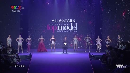 Vietnam's Next Top Model 2017, trương ngọc ánh, võ hoàng yến, nam trung, kim dung, chà mi, thùy dương