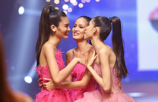 Vietnam's Next Top Model 2017, Kim Dung