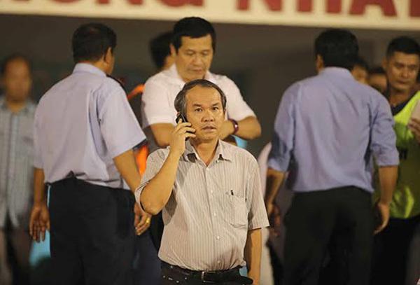 tuyển Việt Nam, bầu Đức, VFF, HLV Hoàng Anh Tuấn