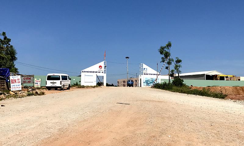 nghĩa địa, nhà máy giấy, Quảng Ngãi