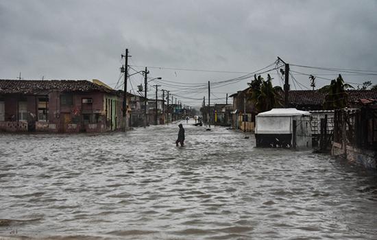 Siêu bão Irma, thiên tai, Cuba, Mỹ