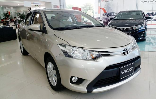 Nhiều ô tô tại Việt Nam hiện rẻ giá ngang ngửa Thái Lan