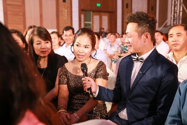 MC Mỹ Vân, MC Anh Tuấn,MC nổi tiếng VTV