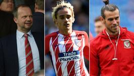 MU đáp tình Mourinho: Mua cả Griezmannn và Bale