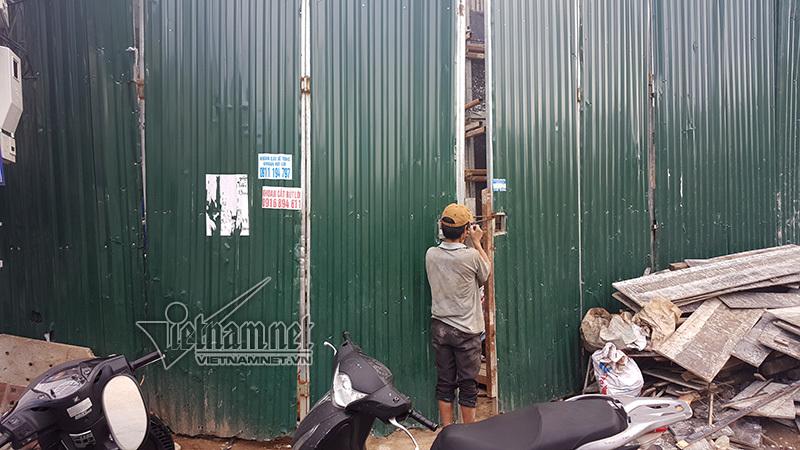 Sau tiếng nổ lớn trên phố Hà Nội, 1 người bị thương nặng