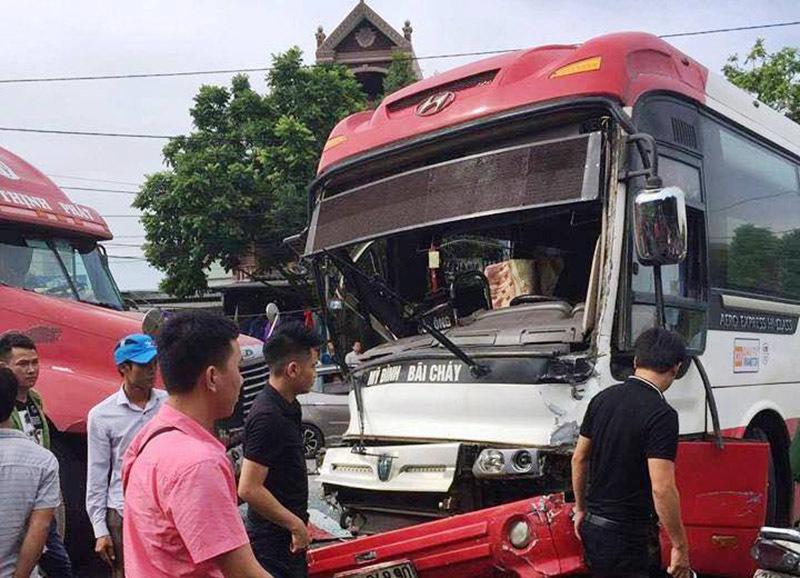 tai nạn, tai nạn giao thông, Quảng Ninh