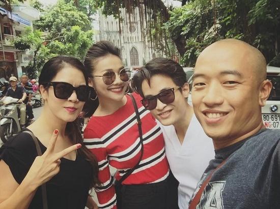 Đỗ Duy Nam, Mỹ Linh, Lam Trường, Phương Thanh, Xuân Bắc