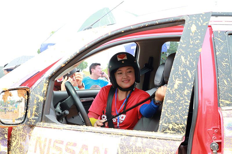VOC 2017, đua xe ô tô địa hình, đua xe ô tô Đồng Mô