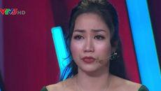 Vì sao MC Ốc Thanh Vân bật khóc nức nở?