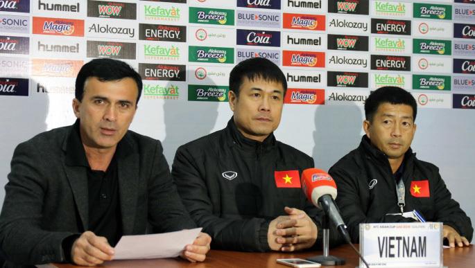 VFF, tuyển Việt Nam, HLV Hữu Thắng