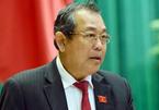 Phó Thủ tướng thường trực Trương Hòa Bình lên đường thăm TQ