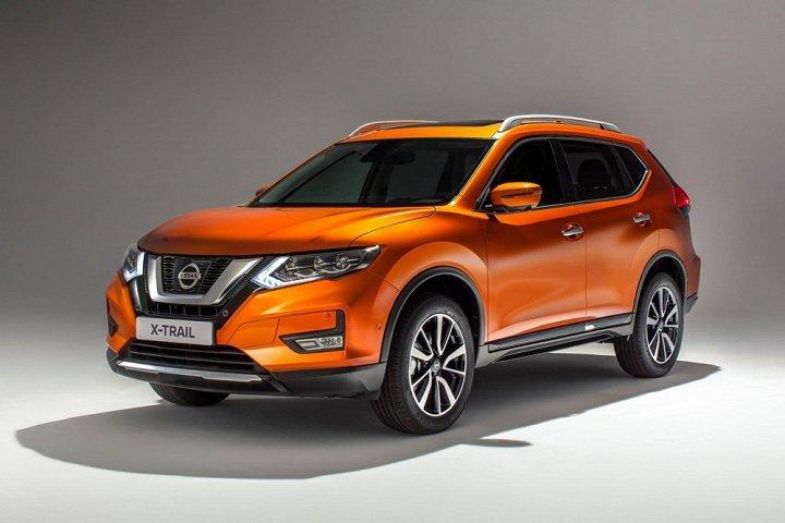 Ô tô giảm giá, Honda CR-V, Mazda CX-5, giá ô tô, Nissan X-Trail,