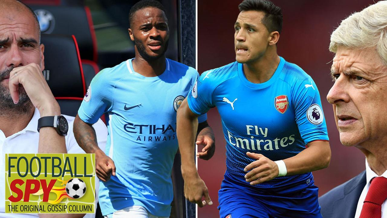 Arsenal qua mặt MU vụ Lemar, rút ruột Man City