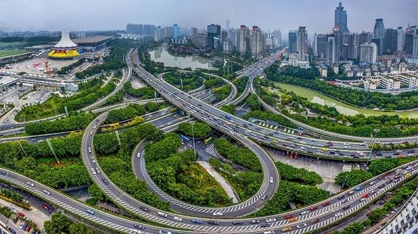 Hình ảnh khó tin ở một thành phố Trung Quốc