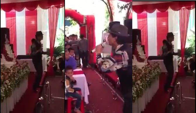 Cụ ông hát Chiếc khăn piêu khiến Tùng Dương cũng phải thán phục