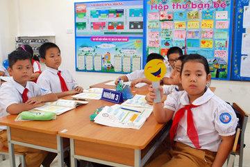 TP.HCM tiếp tục duy trì và khuyến khích mô hình trường học VNEN