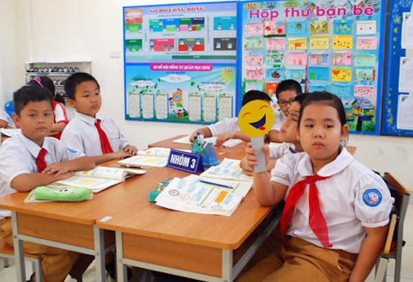 Mô hình VNEN, đổi mới giáo dục, mô hình trường học VNEN