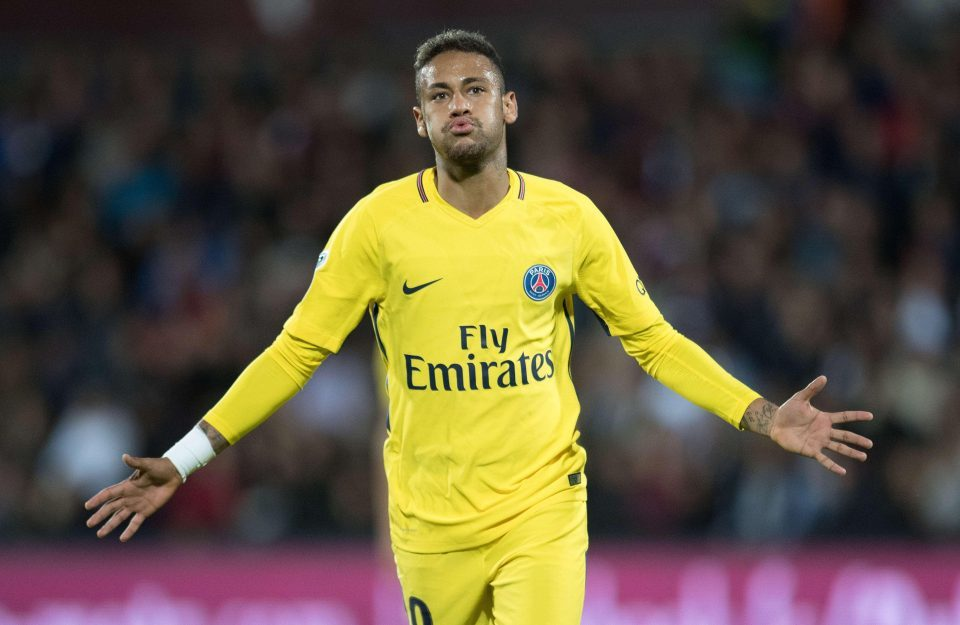 Neymar, PSG, Barca, Ligue 1, Champions League