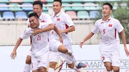 Hạ Indonesia 3-0, U18 Việt Nam mở toang cửa vào bán kết