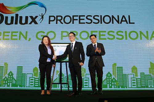 Dulux Professional bắt tay phát triển công trình xanh ở VN