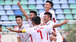 Video U18 Việt Nam 3-0 U18 Indonesia