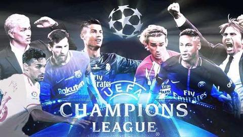 UEFA Champions League,bản quyền truyền hinh,bản quyền cúp C1