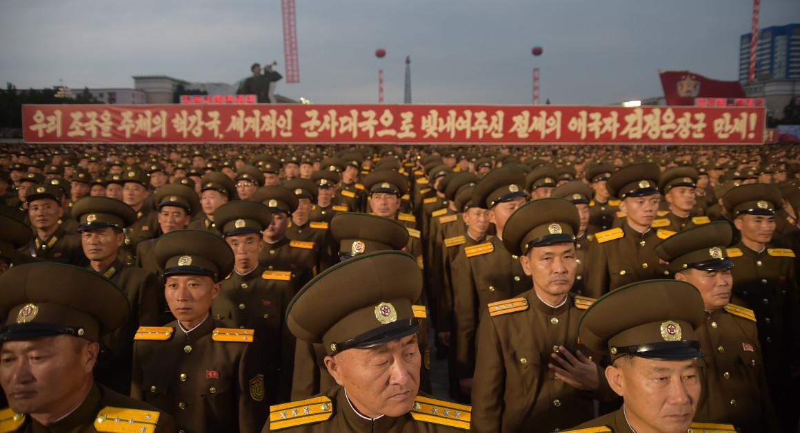 Triều Tiên, tình hình Triều Tiên, tình báo Mỹ