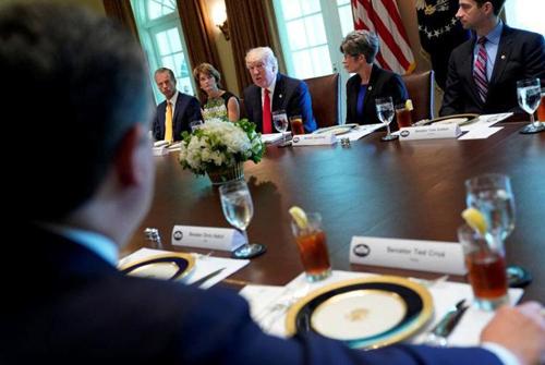 Triều Tiên, Mỹ, Nhà Trắng