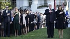 Ông Trump tưởng niệm các nạn nhân vụ 11/9