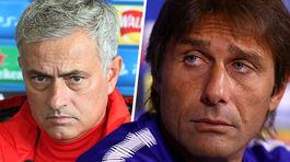 Mourinho và Conte ra đòn C1, MU không phải vừa