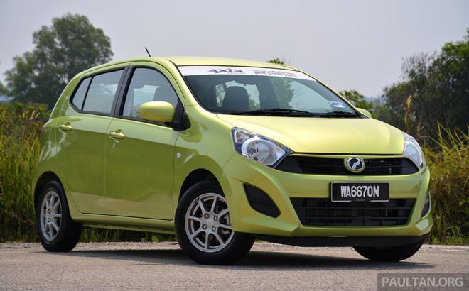 Ô tô Malaysia 300 triệu trông 'ngon' hơn cả Toyota Vios