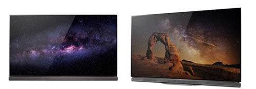 Những dấu mốc nổi bật của TV OLED  năm 2016