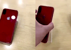 iPhone 8 đỏ tía xuất hiện trong video ngắn