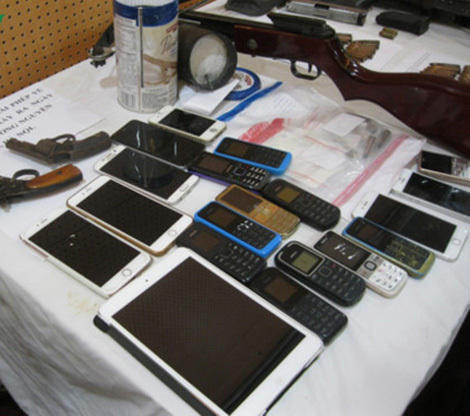 sát thủ, sát thủ hoa cải, súng hoa cải, đạn hoa cải, cảnh sát hình sự