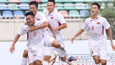 Bảng xếp hạng U18 Đông Nam Á 2017