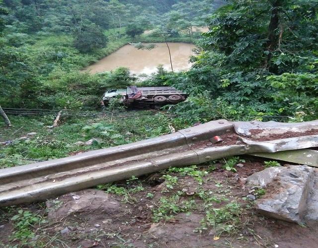 xe tải, tai nạn giao thông, Lào Cai