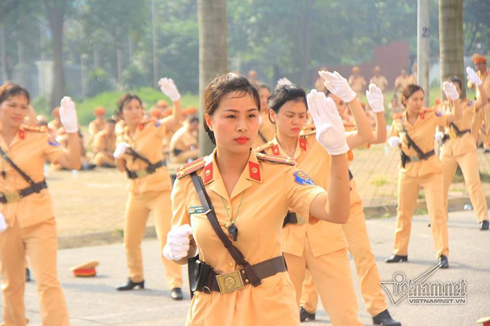 cảnh sát giao thông,CSGT,Hà Nội