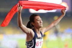 Lê Tú Chinh sáng cửa giành cúp Chiến thắng 2017