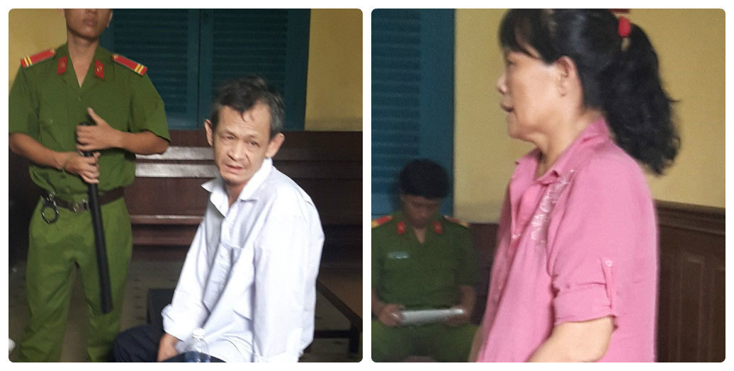 Kỳ lạ người đàn bà gửi tiền cho kẻ giết chồng mình chữa bệnh