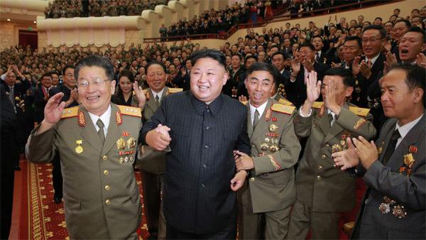 Tình hình Triều Tiên, trừng phạt Triều tiên, vũ khí Triều Tiên, cấm vận Triều Tiên